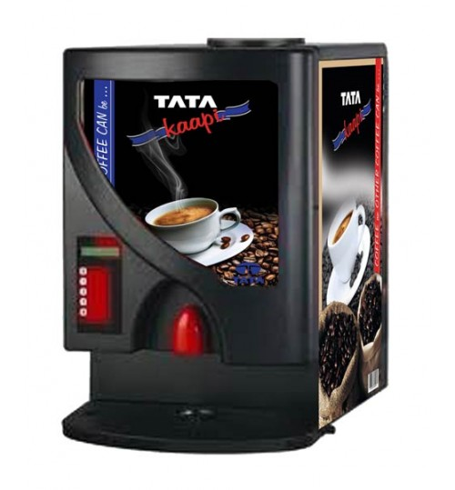 4 Option Tata Vending Machine