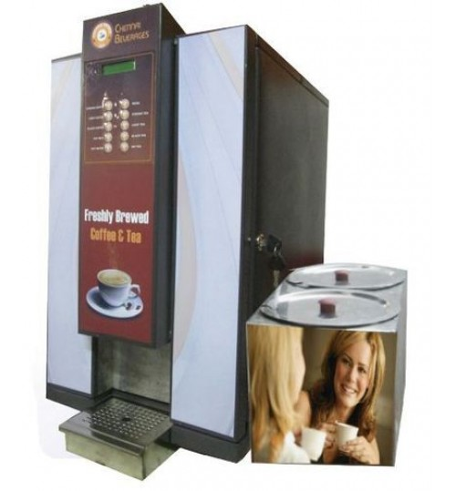 Automatic Tea Vending Machine