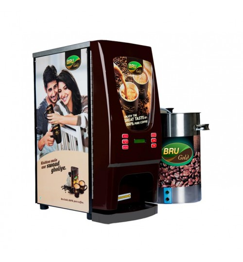 Bru 2 Option Coffee Machine