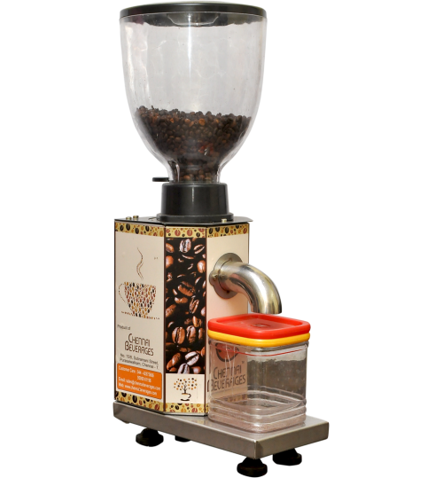 bean grinder coffee machine