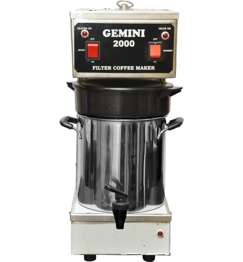 Gemini Filter Coffee Maker