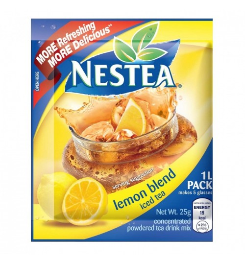 Nestle Lemon Tea Sachet