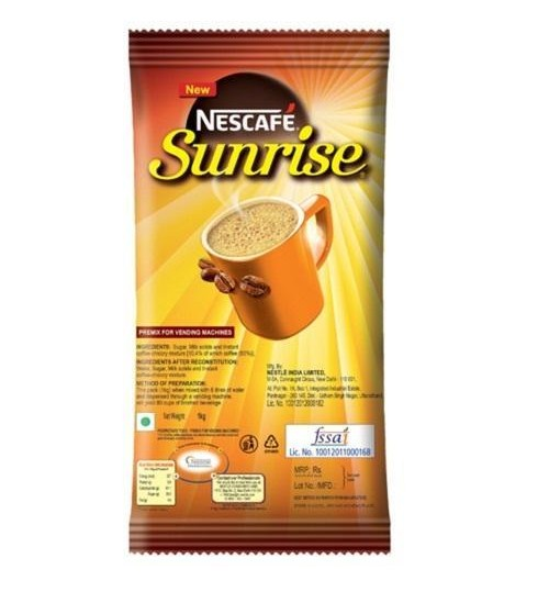 Sunrise Coffee Powder