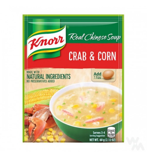 Sweet Corn Soup Sachets