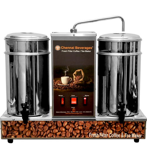 Tea and Coffee Vending Machine for Office - Chennai Beverages