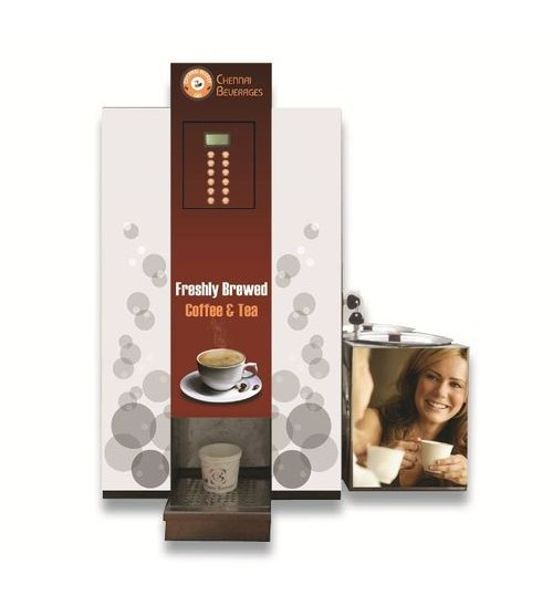 Automatic Coffee Vending Machine