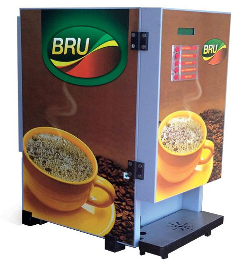 Bru Coffee Maker Machine