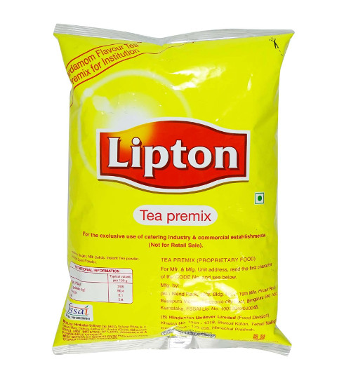 get lipton cardamom flavor tea premix for vending machine. Black Bedroom Furniture Sets. Home Design Ideas