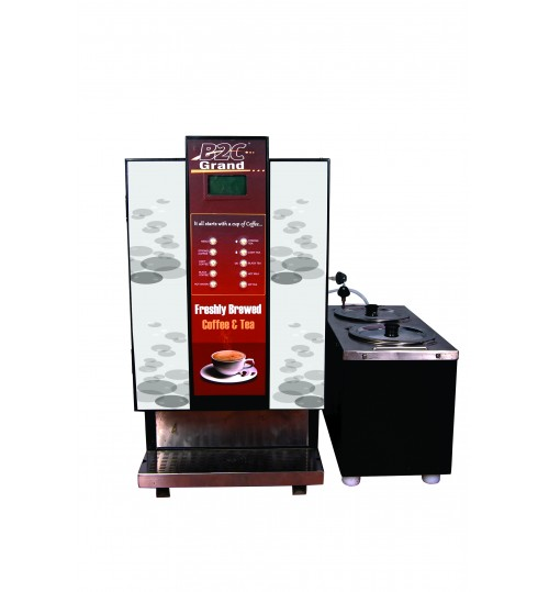 Fresh Milk Coffee Vending Machine