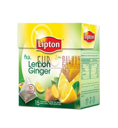 Ginger Tea Sachets