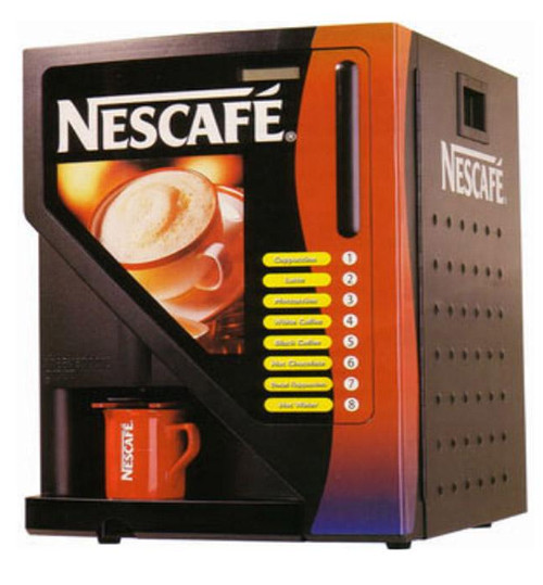 Nestle Tea Coffee Vending Machine For Small Office